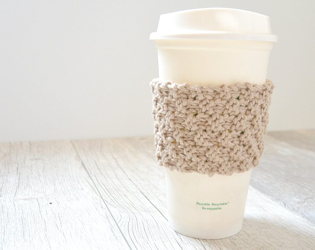 Knit-Coffee-Cozy-Pattern