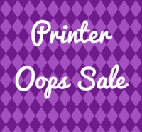 Printer Misprinted
