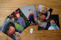 postcards set #8