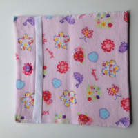 Pretty Pouch or Snack Pack with Nylon Lining