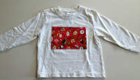 Long Sleeved SUSHI T- Shirt - Size 3