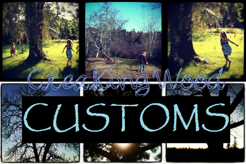 CW Custom -Available Anytime