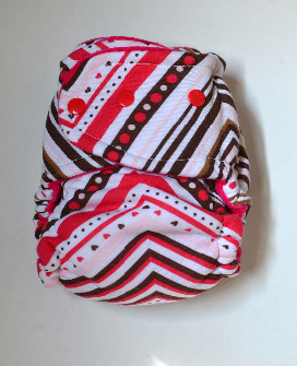 One Size Fitted Cloth Diaper