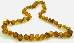 <u>SALE!  Unpolished Spotted Amber</u>