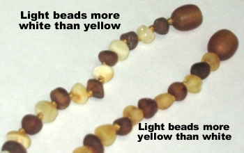 "<u>Unpolished Mixture<br>4/16 - 5.5/16"" Bead Size</u>"