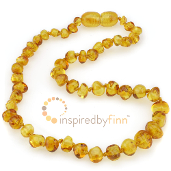 <u>Polished Golden Swirl<br>Larger Beads</u>