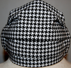 Face Mask Youth/Adult - Houndstooth