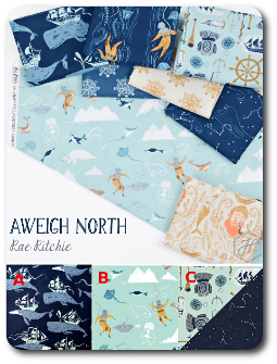 """Aweigh North"" Made to Order"