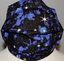 Face Mask Youth/Adult- Starry Starry Night