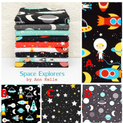 """Space Explorers"" Made to Order"