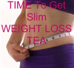 TIME to Get Slim Weight Loss and Health Boosting Detox Tea