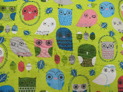 Robert Kaufman Critter Community - WOVEN fabric