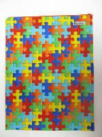 Puzzle Pieces - Wetbag M - Regular $17.00