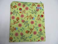 Lime Floral - Wetbag S - Regular $13.50