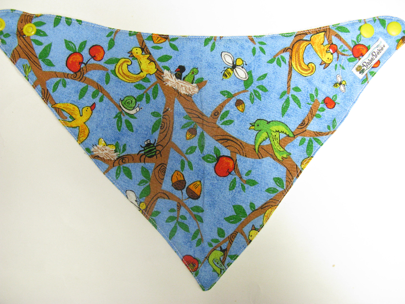 SALE! Forest Friends - Bandana Dribble Bib