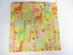Yellow Giraffes - Wetbag S - Regular $13.50