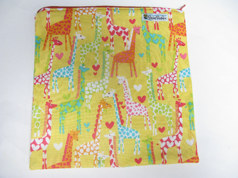 Yellow Giraffes - Wetbag S - Regular $13.50