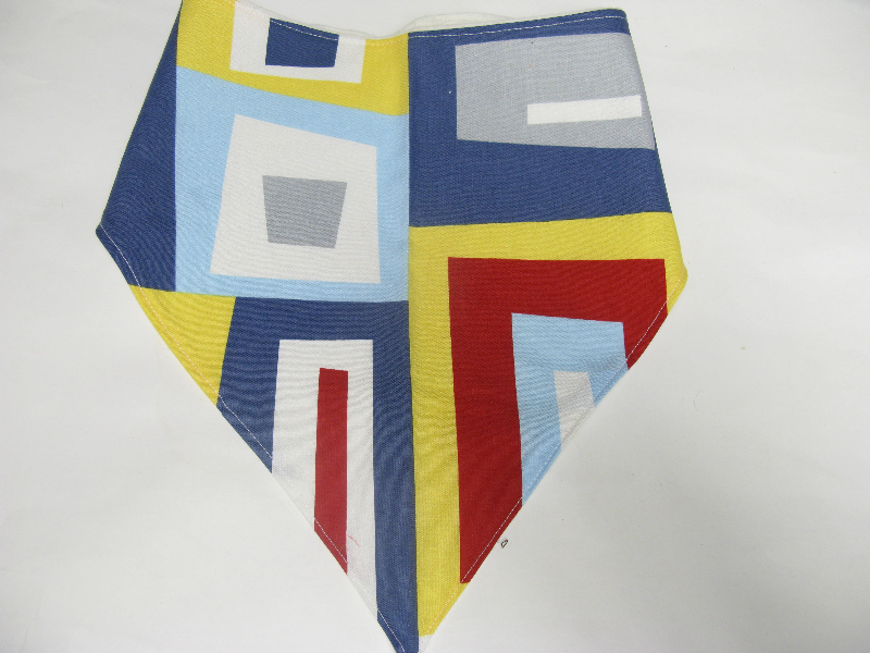 SALE! Quilt Blocks - Bandana Bib
