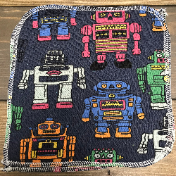 Robots/Velour Wipe