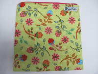 Lime Floral - Wetbag XS - Regular $10.50