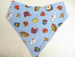 SALE! Breakfast knit - Bandana Bib