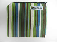 Cream Stripe - Wetbag Mini - Regular $8