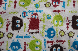"3.6yd x 58"" Ooga Fall - PUL fabric"