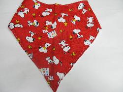 SALE! Snoopy - Bandana Bib