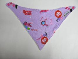 SALE! Beauty Queen knit - Bandana Dribble Bib