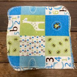 Baby Blocks/Sherpa Wipe