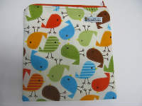 Zoology Birds - Wetbag XS - Regular $10.50