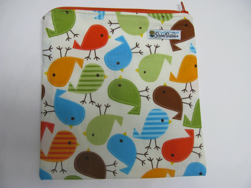 Zoology Birds - Wetbag XS - Regular $10.50