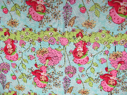 Strawberry Shortcake Fabrics by Spectrix - WOVEN fabric
