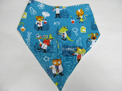 SALE! Animal Science - Bandana Bib