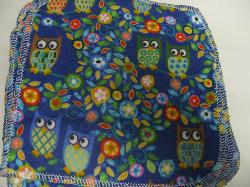 Blue Owls/Sherpa Wipe