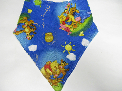 SALE! Pooh & Friends - Bandana Bib