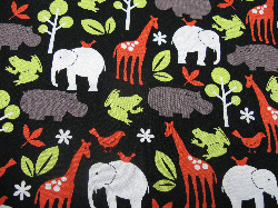 Michael miller Zoology - WOVEN fabric