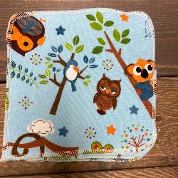 Forest Animals/Sherpa Wipe