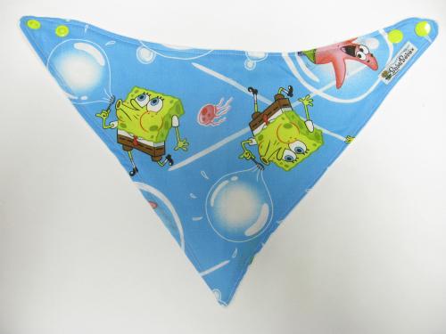 SALE! Spongebob - Bandana Dribble Bib