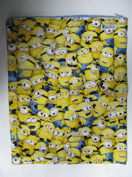 Minion Faces - Wetbag M - Regular $17.00