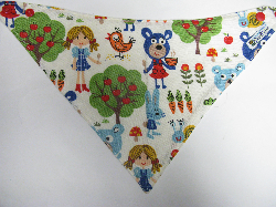 SALE! Three Bears - Bandana Dribble Bib
