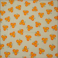Yellow and Orange Floral
