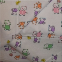 Cute Kitty Flannel 1.5 yards