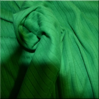 Kelly Green Embossed Interlock