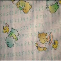 Elephants and Puppies   1.5 yards