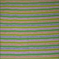 Lime,Orange,Purple,Pink,Green Stripe