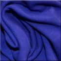 Royal Blue Cotton Lycra Ribbing