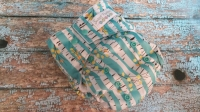 One Size Pocket Cloth Diaper Aspen Birch 15-40 lbs Limited Edition