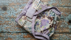 Two Step Cloth Diaper Cover Paris