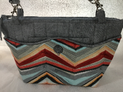 Grey 3 in 1 Bag